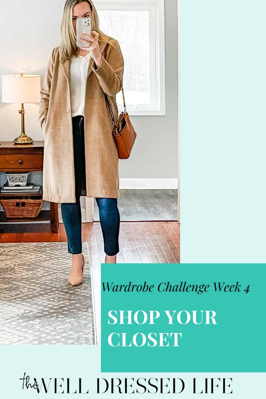 Spring 2021 Wardrobe Challenge: Week 4