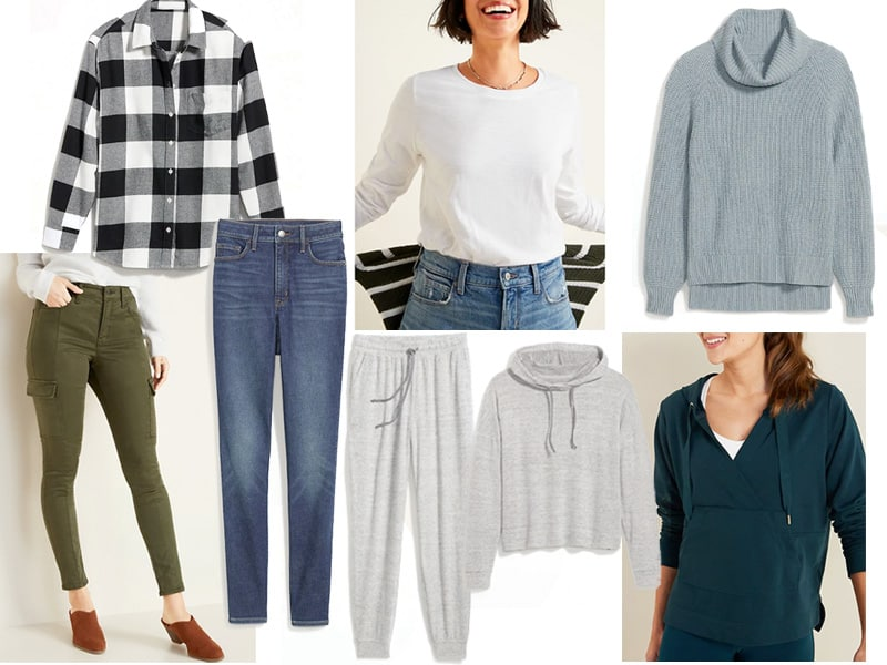 What to Buy At Old Navy in January