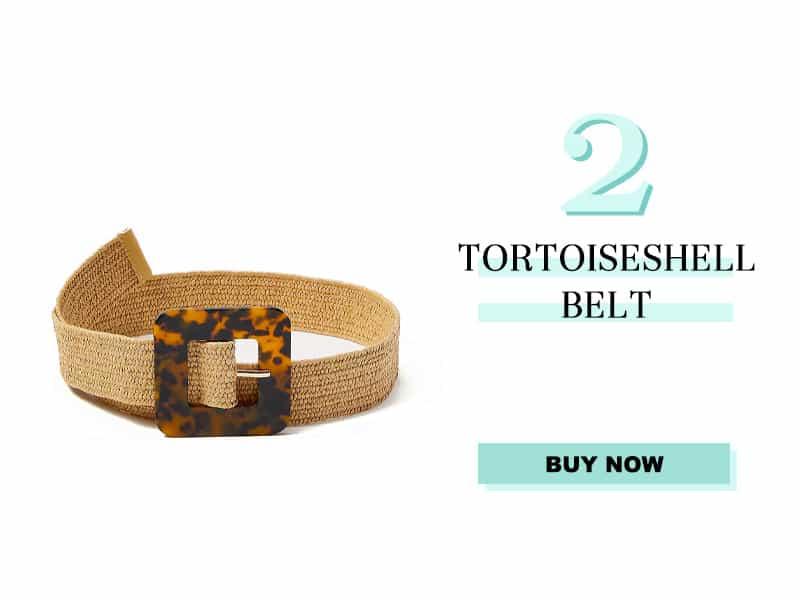 Ann Taylor Tortoiseshell Belt