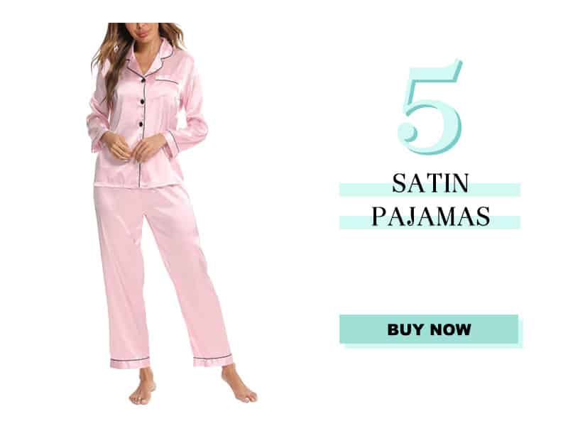 Satin Pajamas