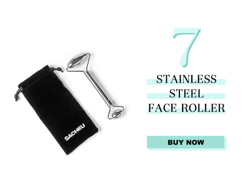 Stainless Steel Face Roller