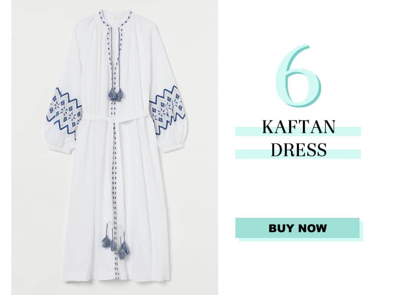 H&M Kaftan Blouse
