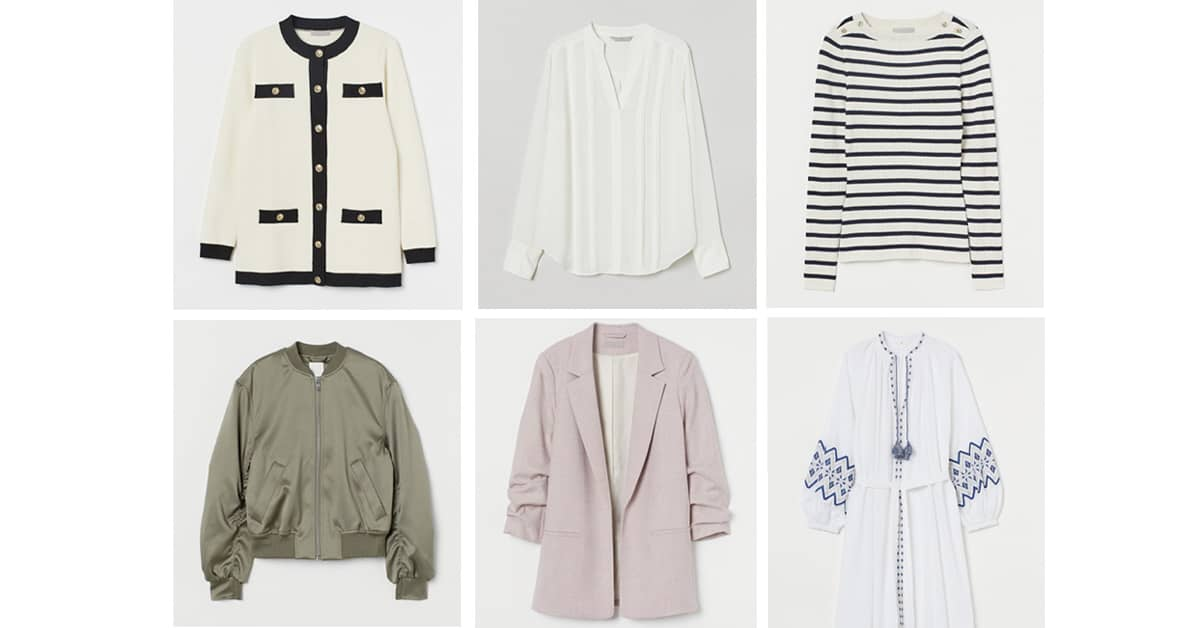 What to Buy at H&M