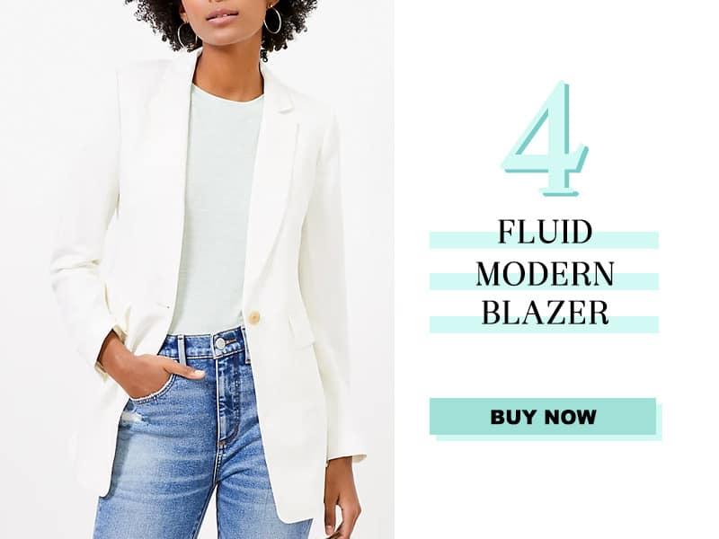 LOFT Modern Blazer