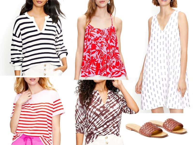 What to buy at LOFT in July