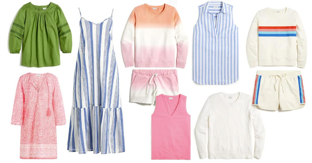 What to Buy at J.Crew Factory in June