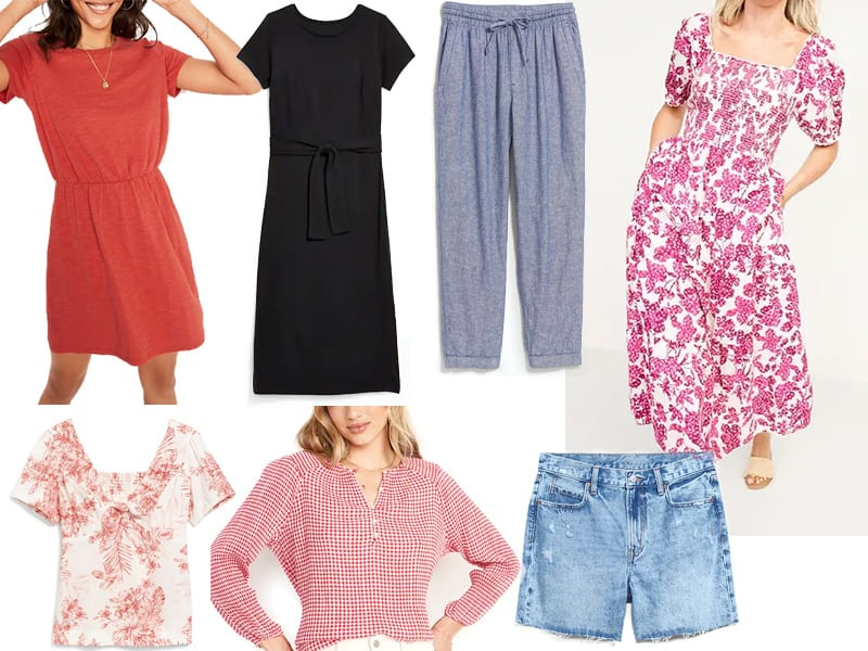 What to Buy at Old Navy in June