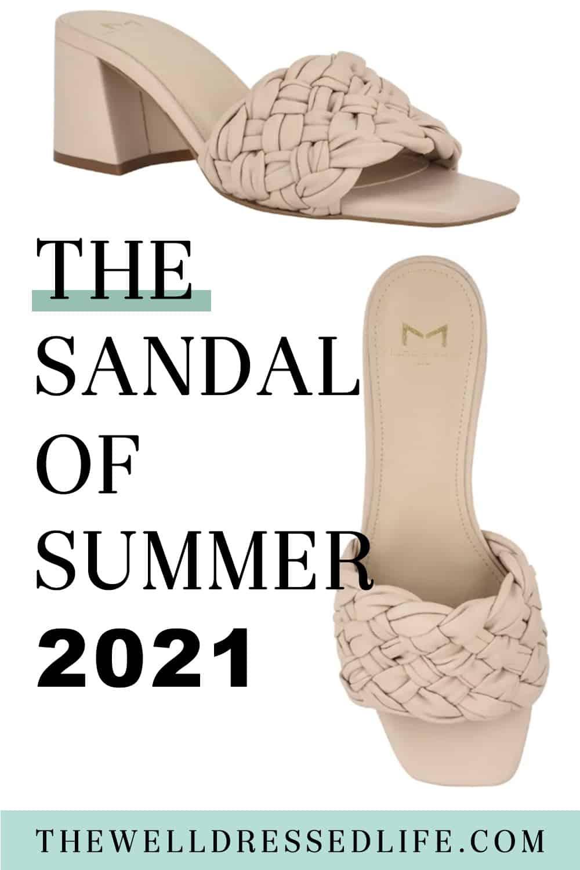 Sandal of the Summer