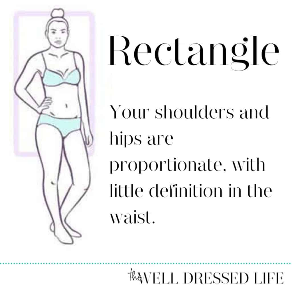 How to Dress Your Body Type: Rectangle