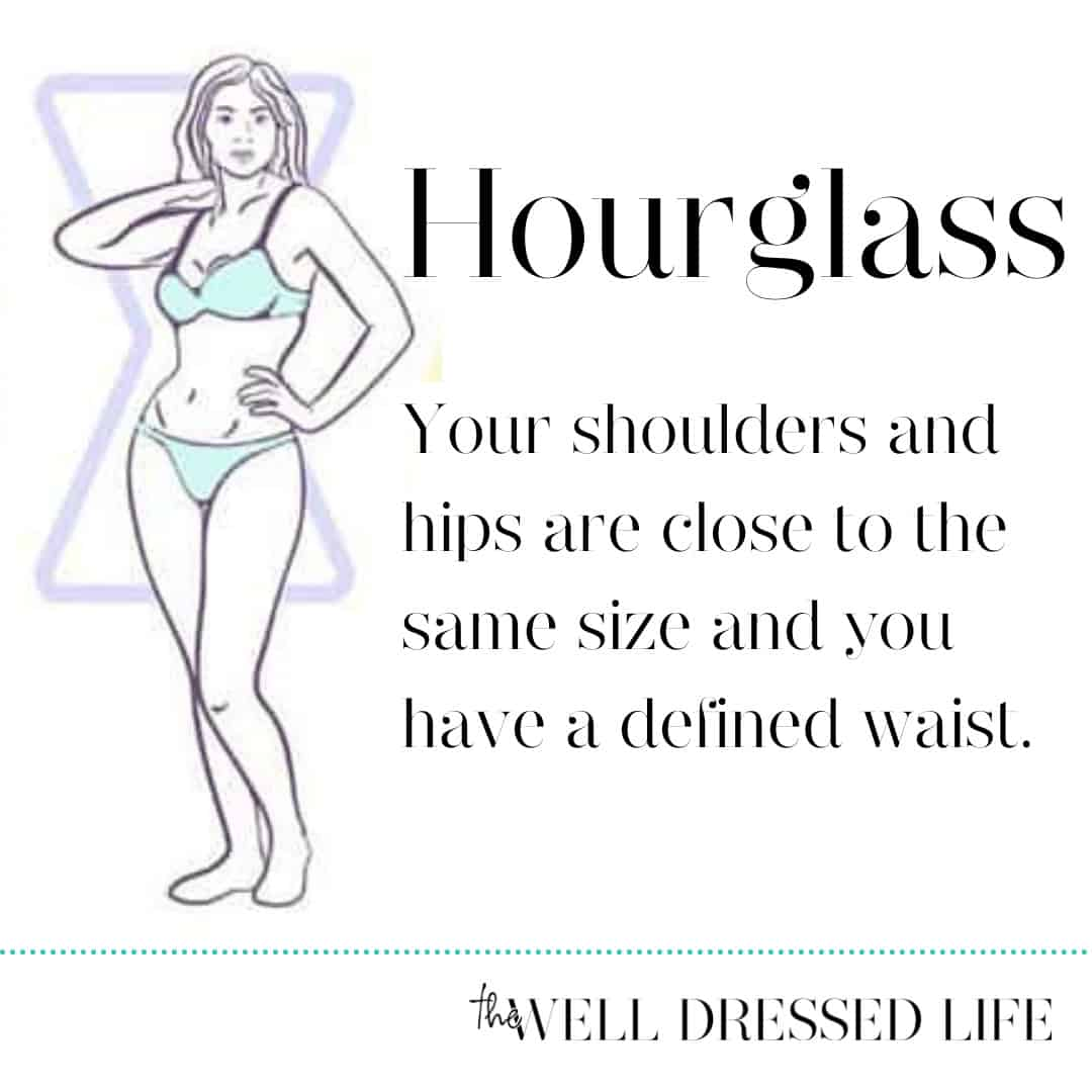 How to Dress Your Body Type: Hourglass