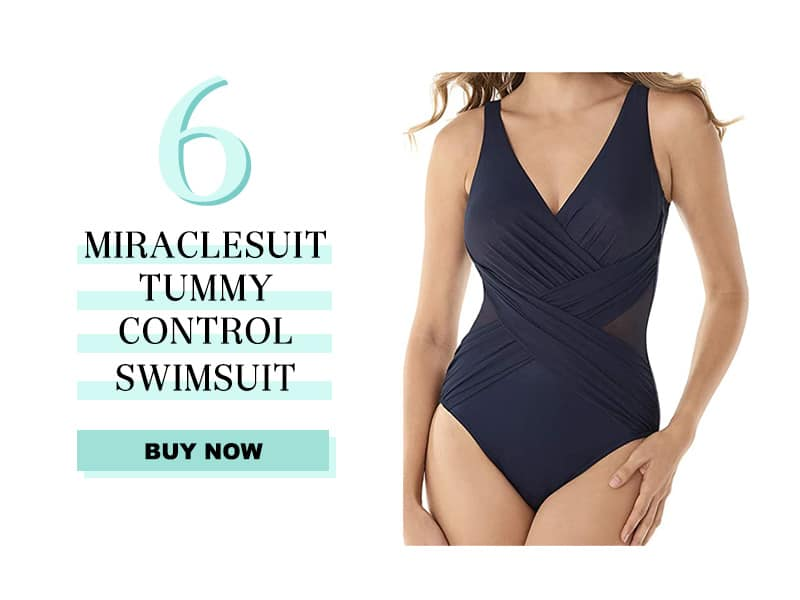 Miraclesuit tummy control swimsuit