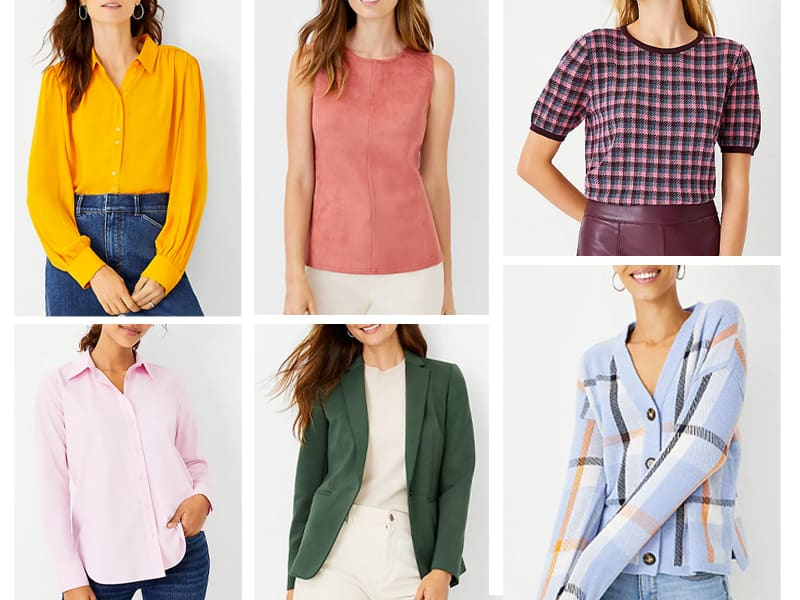 What to Buy at Ann Taylor in September