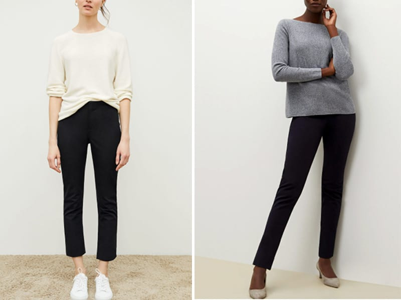 The Hockley Jean by MM LaFLeur