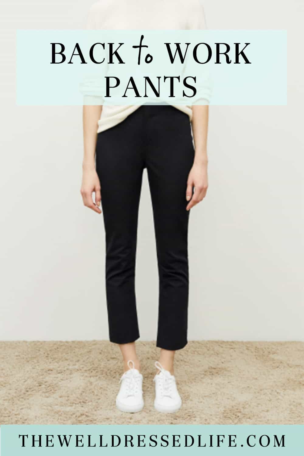Back to Work Pants