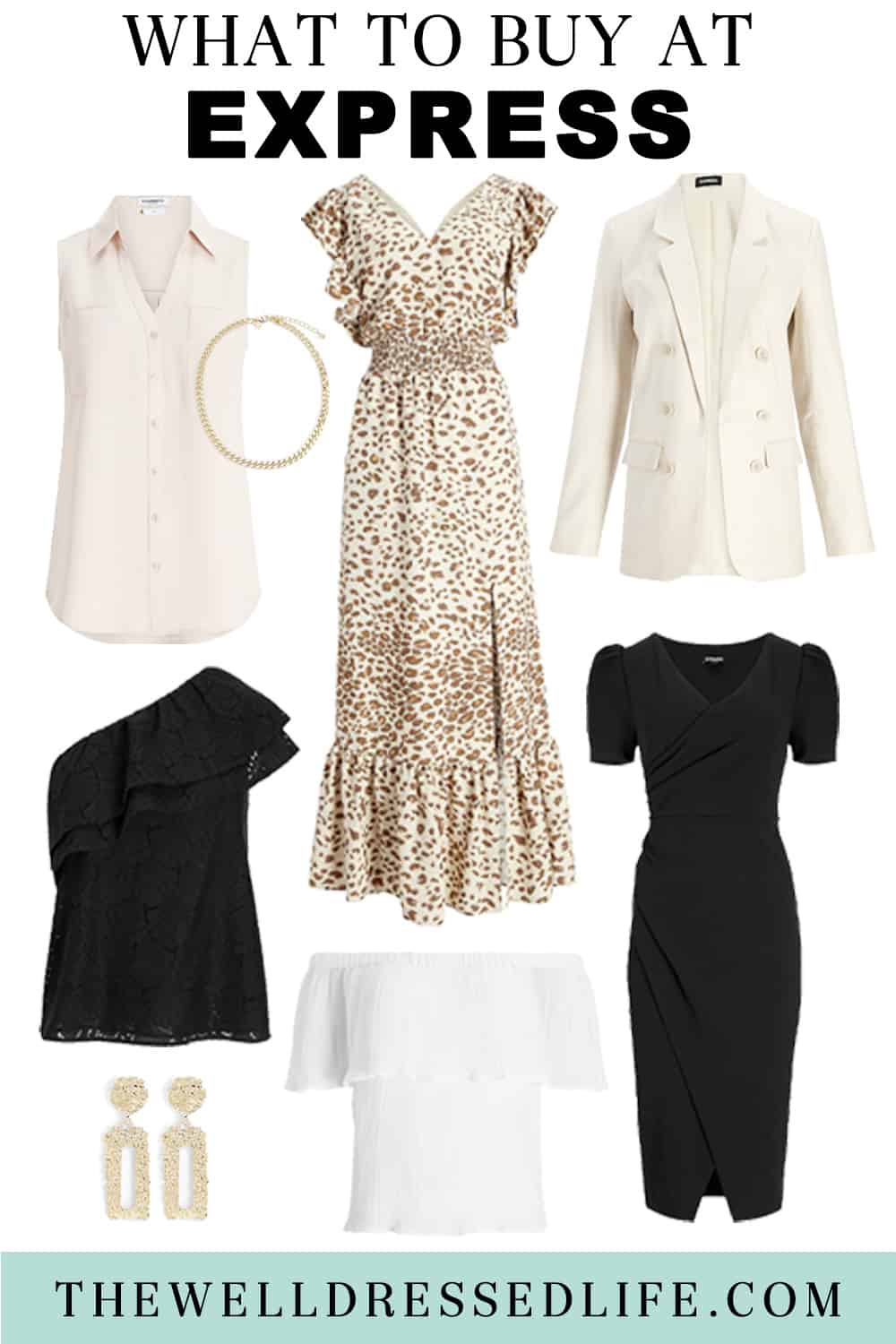 What to Buy at Express