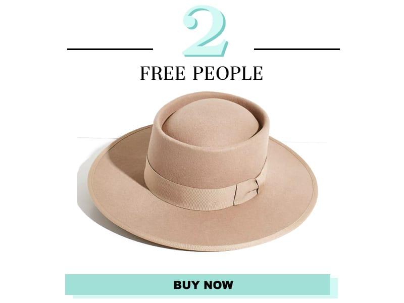 Free People Felt Hat