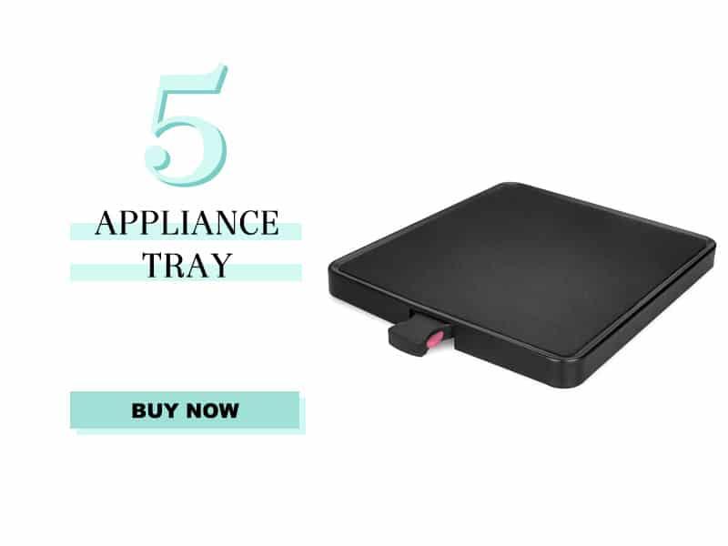 Appliance Tray