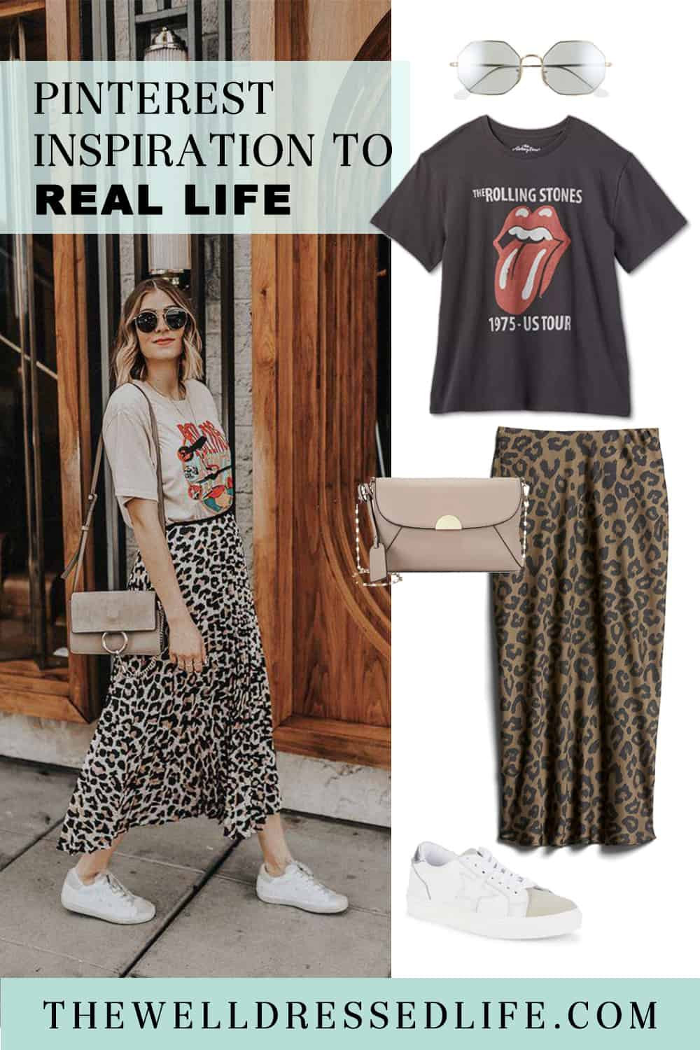 Pinterest in Real Life: How to Wear a Graphic Tee