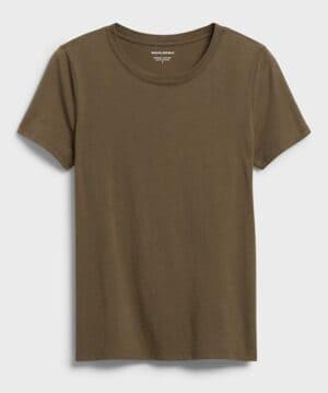 Banana Republic SUPIMA® Cotton Crew-Neck T-Shirt