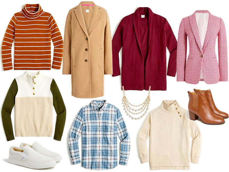 what to buy at j.crew factory