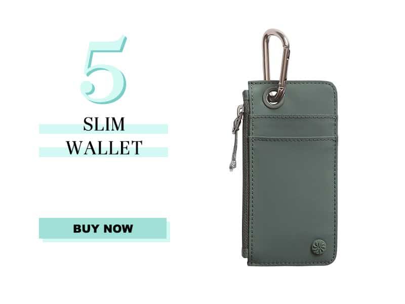 Athleta Slim Wallet