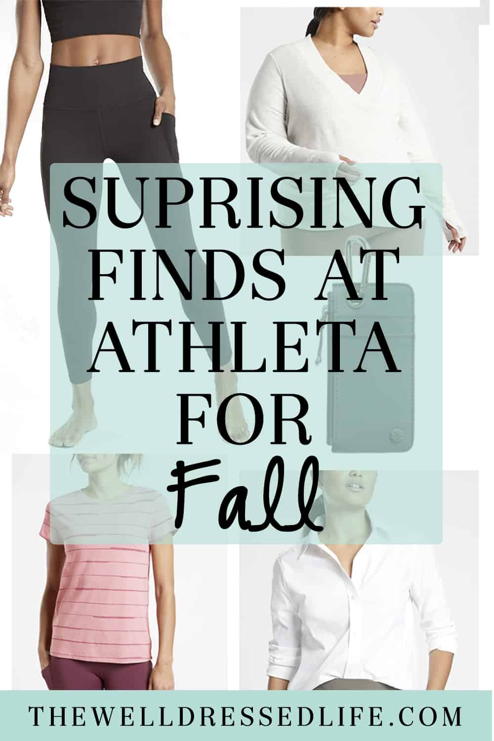 Surprising Finds at Athleta for Early Fall