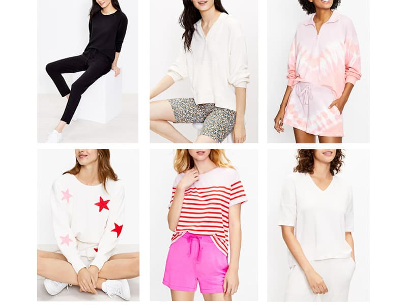 What to Buy at LOFT Lou & Grey