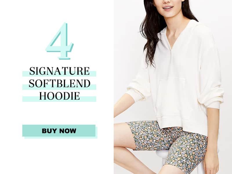 Lou & Grey Signature Softblend Hoodie