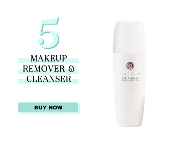 Tatcha THE CAMELLIA CLEANSING OIL 2-in-1 Makeup Remover & Cleanser