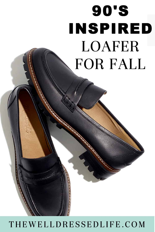 90\'s Inspired Loafer for Fall