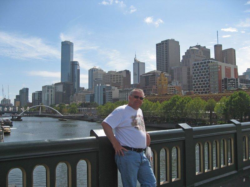Kevin in Melbourne