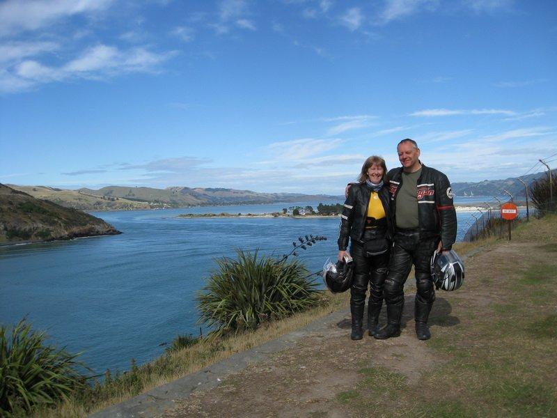 Lynda and Kevin Albatross Point