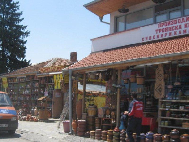 Roadside stalls