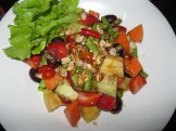 Mixed Fruit Spicy Salad