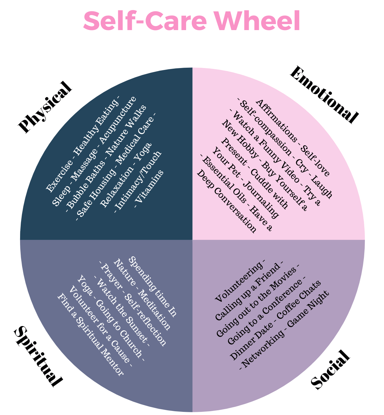 Self Care Tips For The Busy Gal