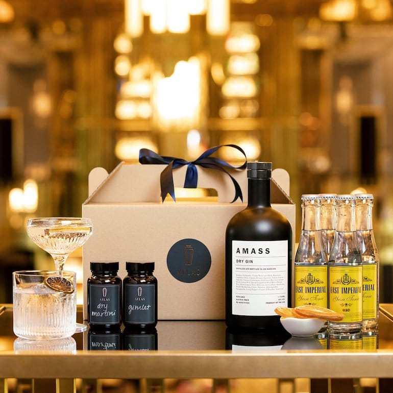 Christmas Gift Ideas : Curated Gin Bundle