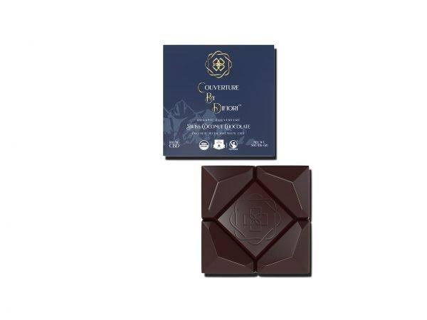 cbd-kafe,Difiori Sweet Swiss Coconut CBD Chocolate,Difiori CBD Chocolates,CBD Chocolates