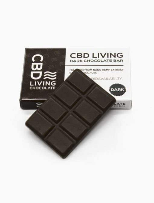 cbd-kafe,CBD Living Dark Chocolate,CBD Living,Other CBD Edibles