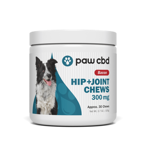 cbd-kafe,CBD HIP & JOINT SOFT CHEWS FOR DOGS 300mg,CBDMD,Broad Spectrum