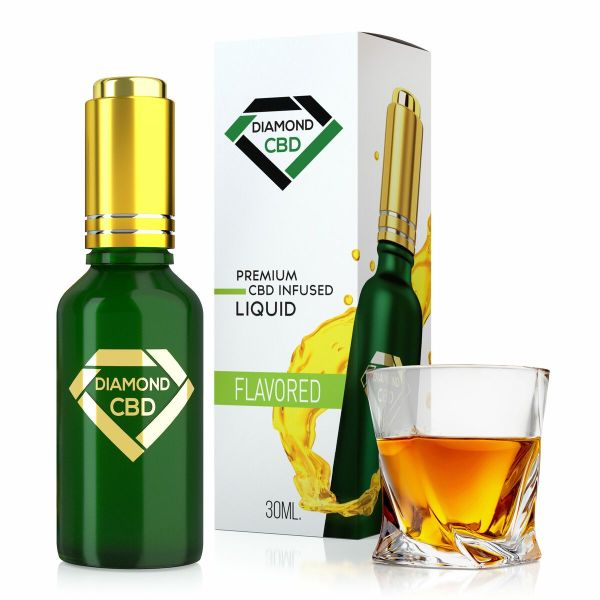 cbd-kafe,Kentucky Bourbon Flavor Diamond CBD Oil,Diamond CBD,Full Spectrum