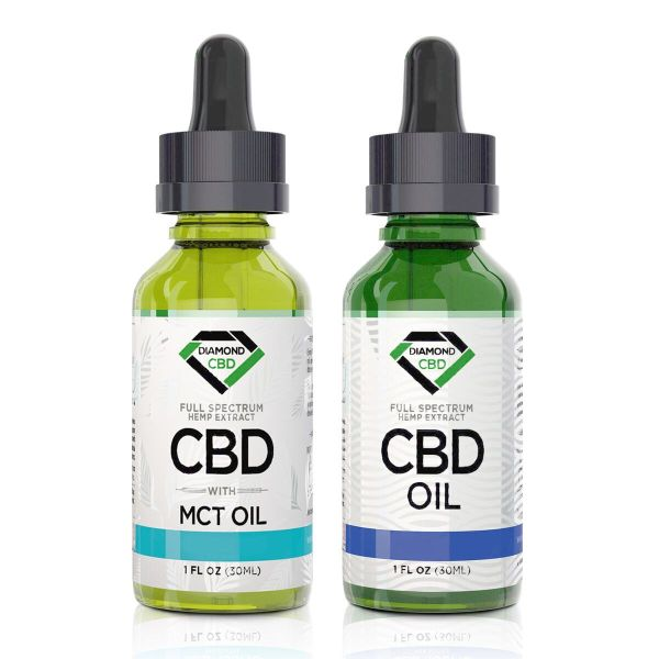 cbd-kafe,Mixed Oils Bundle - Low Strength,Diamond CBD,Full Spectrum