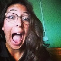 This is how excited that makes me.