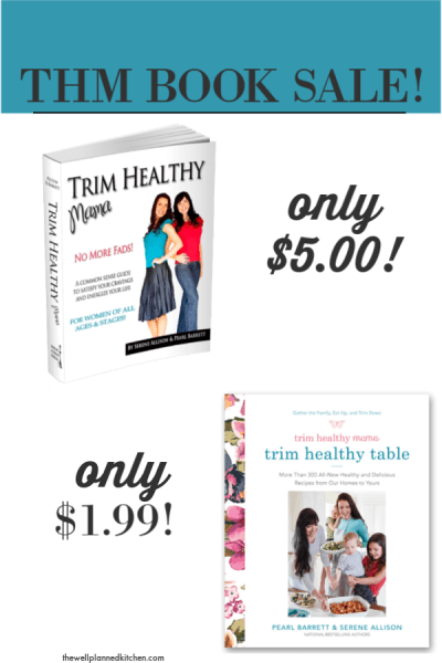 Trim healthy Mama Original Book on Sale!