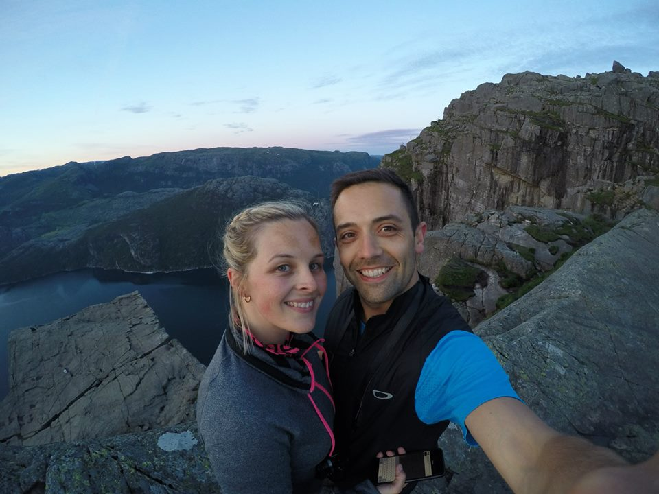 Pulpit Rock Preikestolen Sunrise Hike 2 Outdoorlife the well travelled man