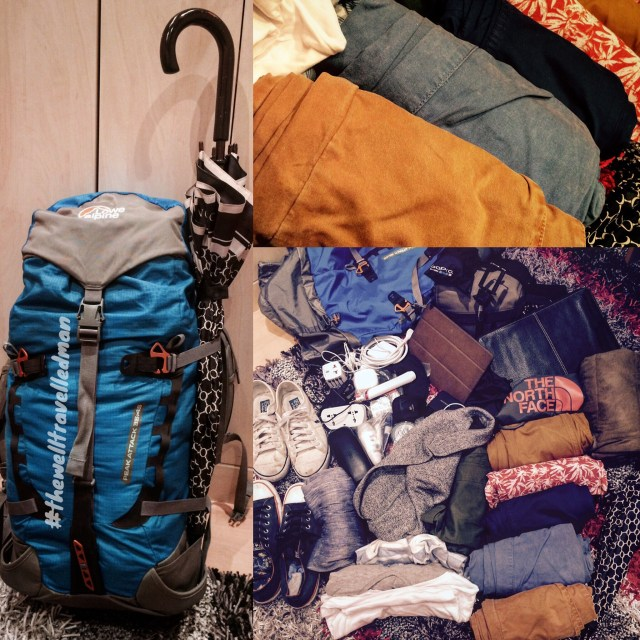 Packing planning holidays rolling clothes thewelltravelledman travel blog bucket list tips and reviews hotels flights google
