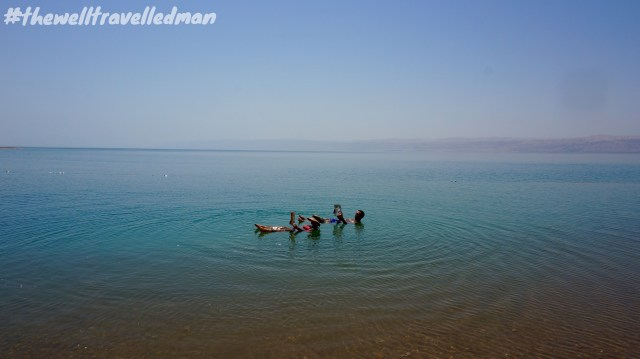 thewelltravelledman the dead sea jordan