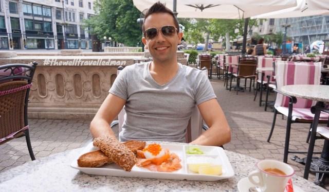 thewelltravelledman breakfast at cafe gerbeaud