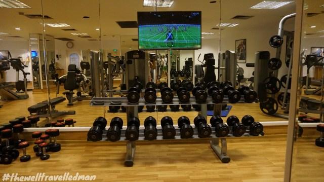 thewelltravelledman cairo marriott gym