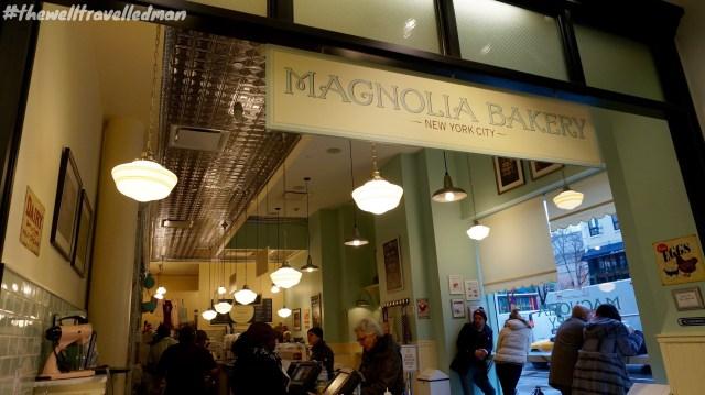 thewelltravelledman magnolia bakery