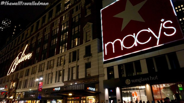 thewelltravelledman macys new york